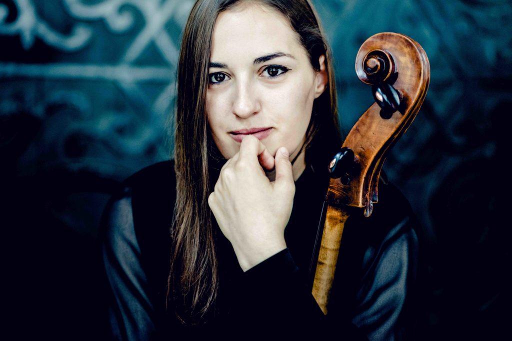 Yoanna Prodanova cello a