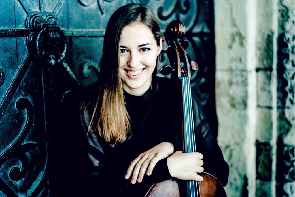 Yoanna Prodanova cello d